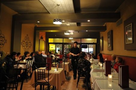 A photo of The Asian Bistro