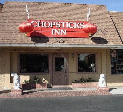 A photo of Chopsticks Inn