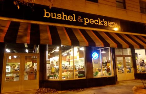 A photo of Bushel & Peck's