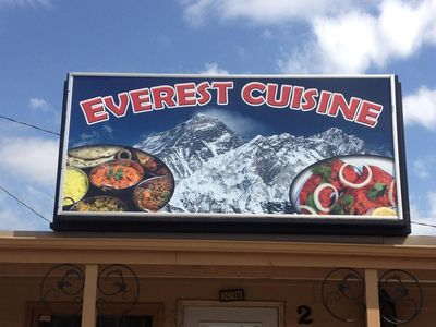 A photo of Everest Cuisine
