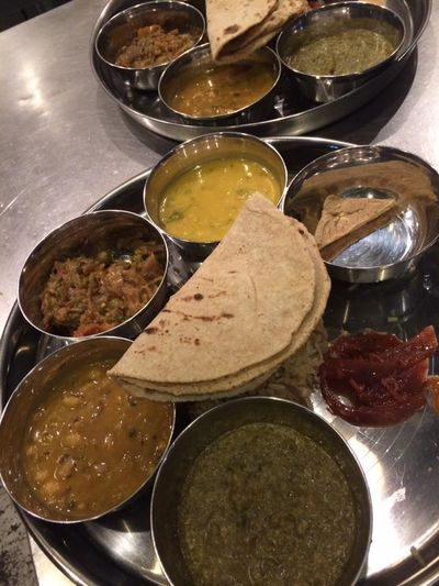 A photo of Thali