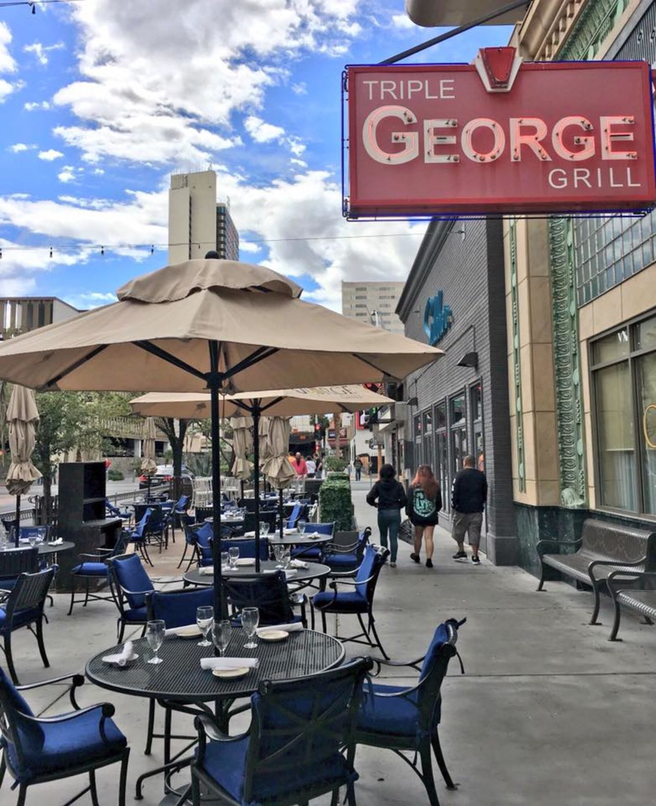 A photo of Triple George Grill