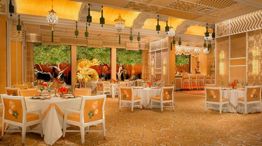 A photo of WIng Lei at Wynn