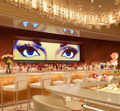 A photo of Andrea's at Wynn