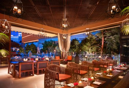 A photo of La Cave Wine and Food Hideaway at Wynn