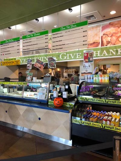 A photo of Great Full Gardens Express