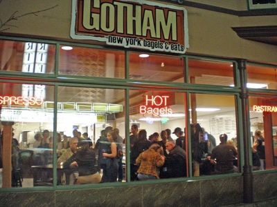 A photo of Gotham Bagels