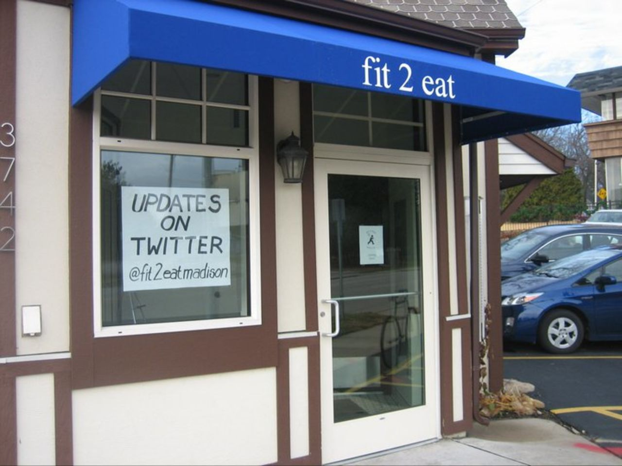 A photo of Fit 2 Eat