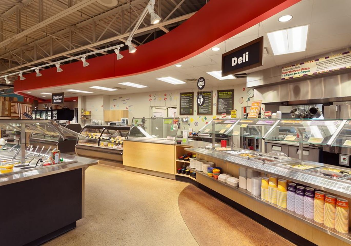 A photo of Willy Street Co-op Deli, West