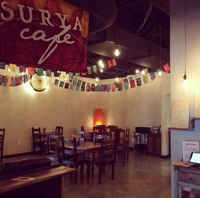 A photo of Surya Café