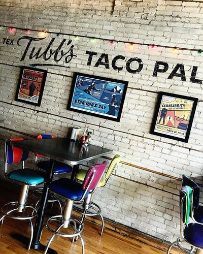 A photo of Tex Tubb's Taco Palace