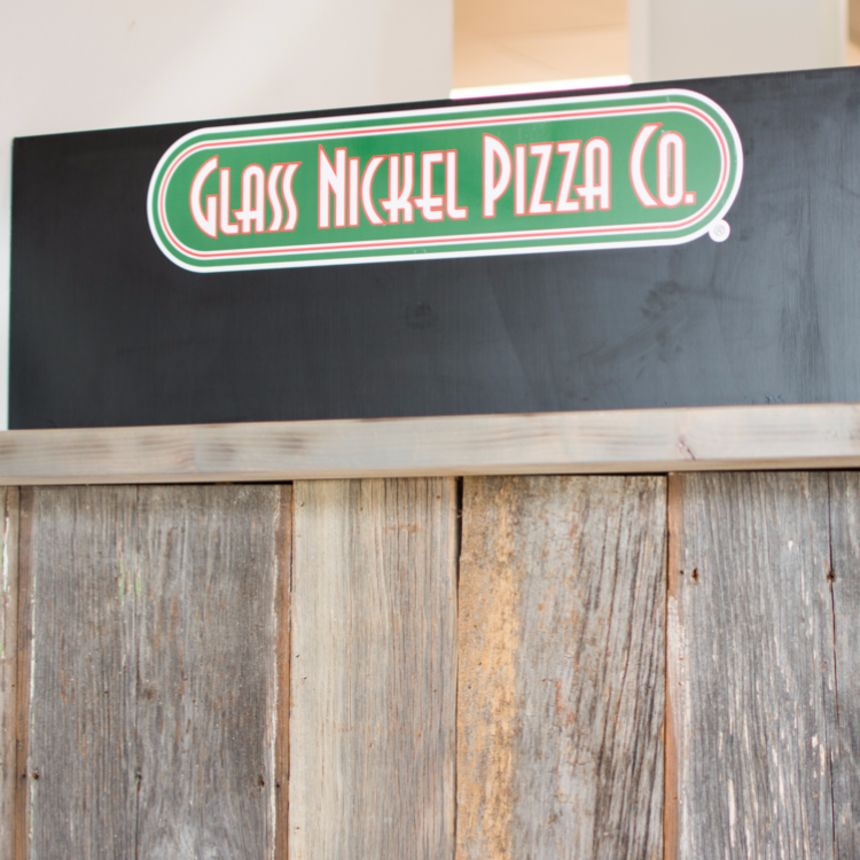 A photo of Glass Nickel Pizza Co, Menasha