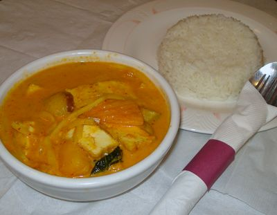 A photo of Curry in the Box, University Avenue
