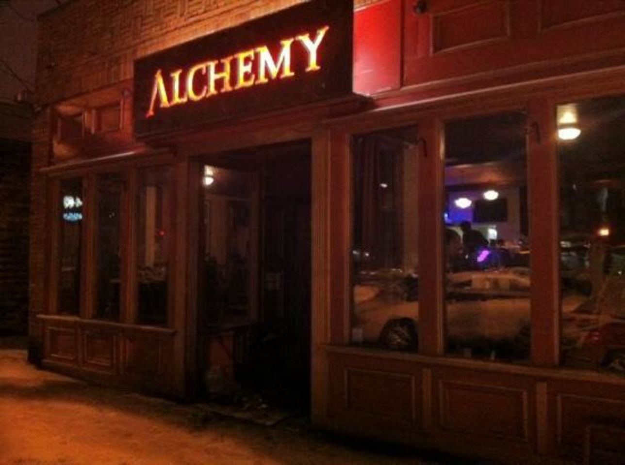 A photo of Alchemy