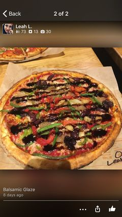 A photo of Blaze Pizza, UCF