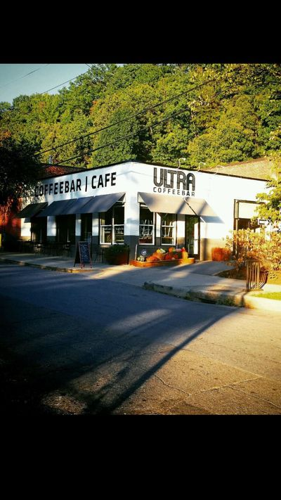 A photo of Ultra Coffeebar