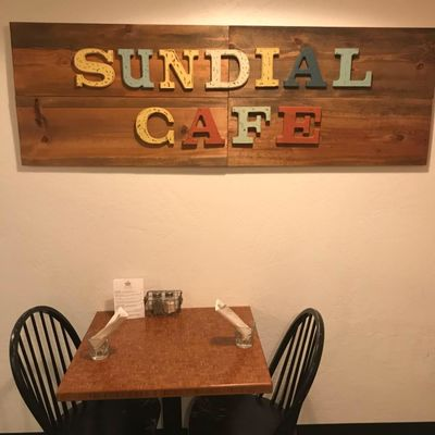 A photo of Sundial Café
