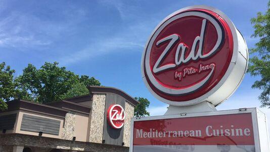 A photo of Zad by Pita Inn