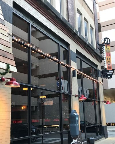 A photo of 2nd And High Poke House + Bar