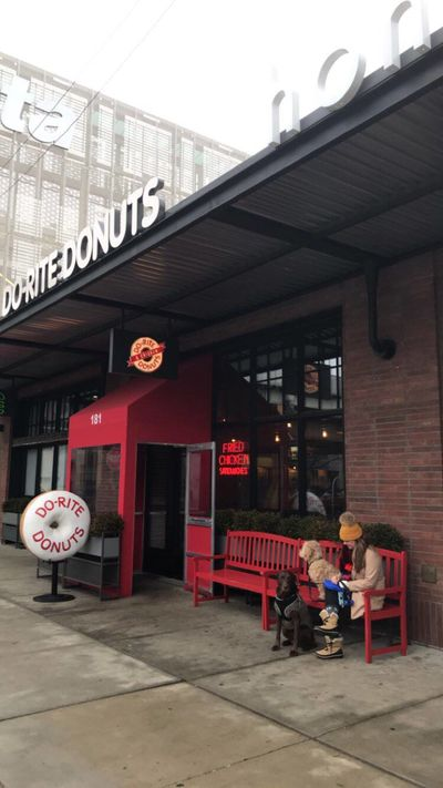 A photo of Do-Rite Donuts & Coffee, West Randolph Street