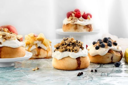 A photo of Cinnaholic