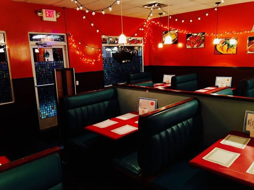 A photo of Lazeez Flavors of India Restaurant