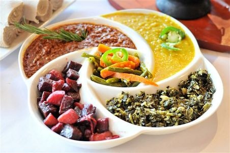 A photo of Zoma Ethiopian Restaurant