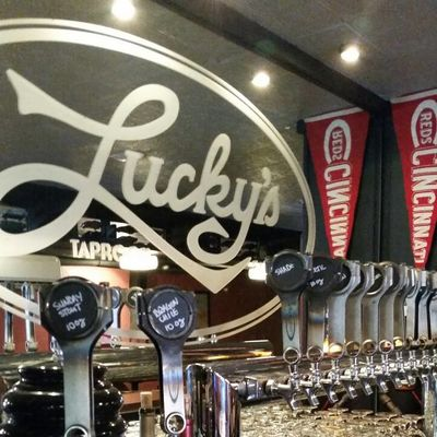 A photo of Lucky's Taproom & Eatery