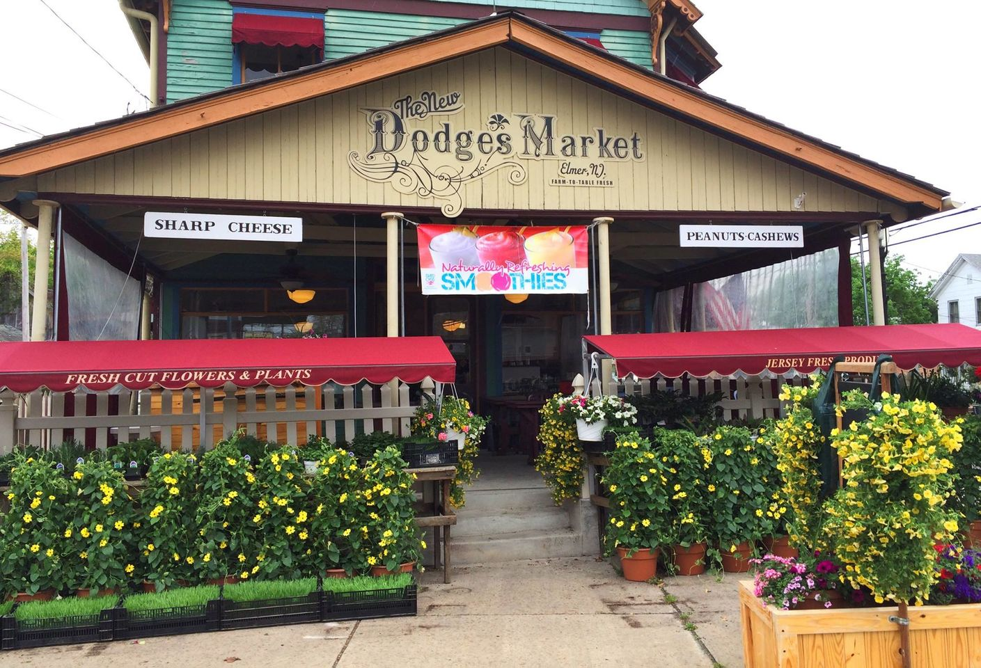 A photo of The New Dodge's Market