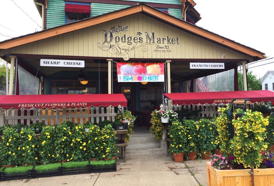 The New Dodge's Market