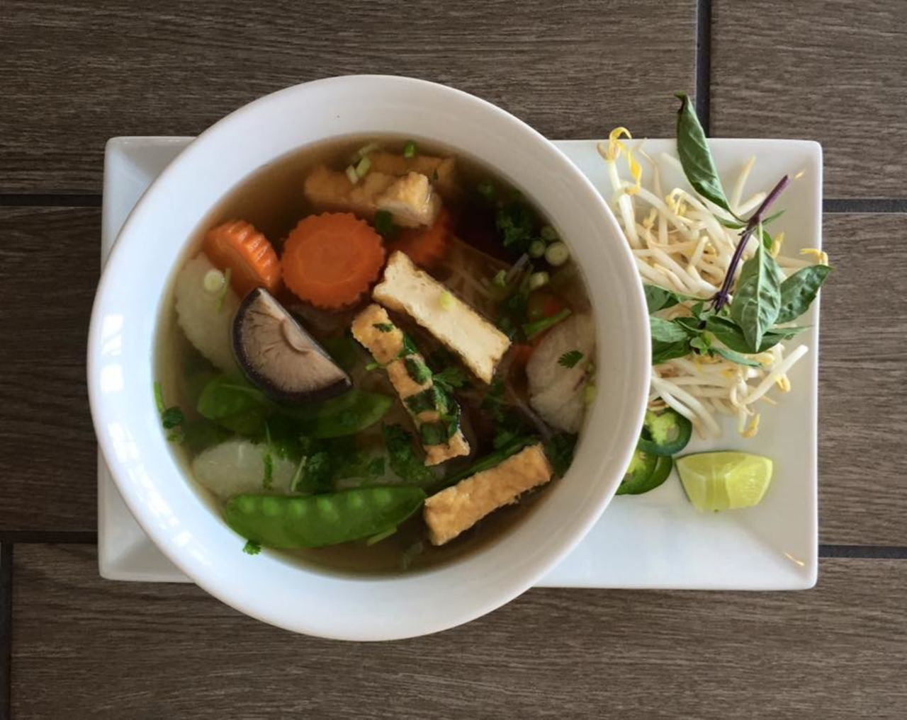 A photo of Pho DK