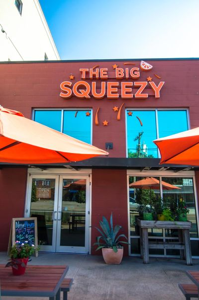 A photo of The Big Squeezy