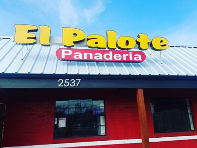 A photo of El Palote Panaderia