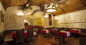 A photo of Restaurant Purlepaus
