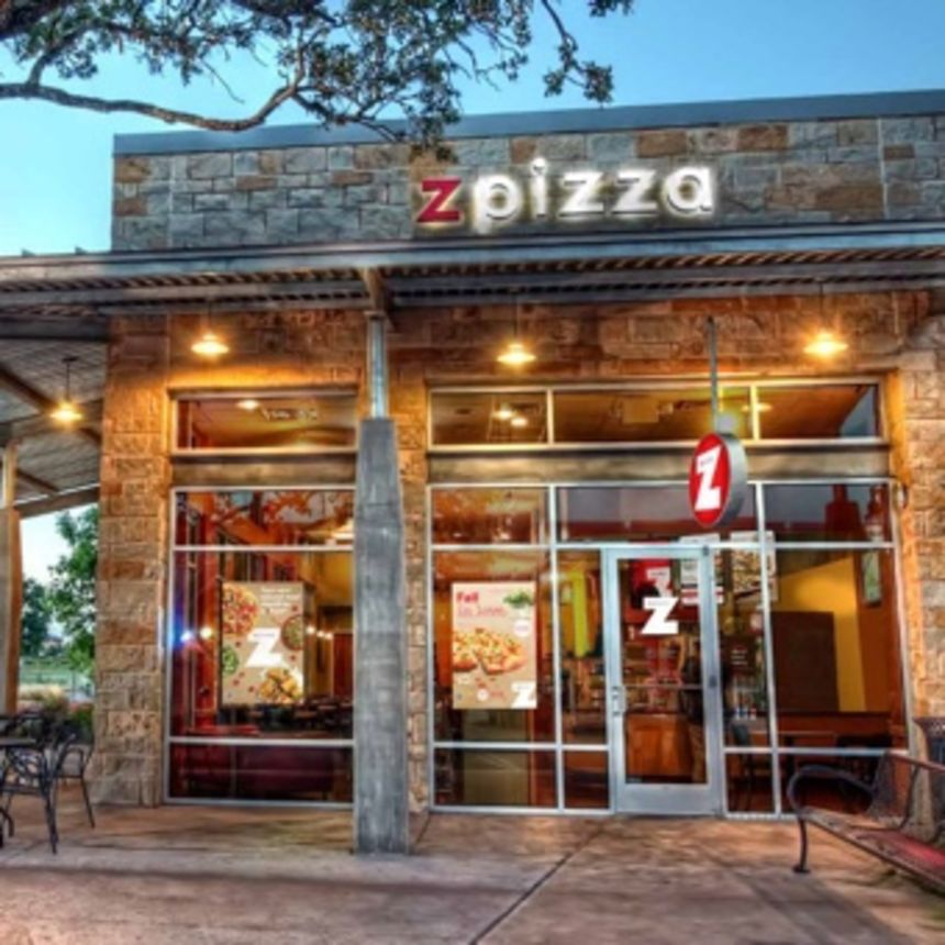 A photo of zpizza