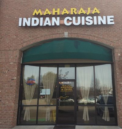 A photo of Maharaja Indian Cuisine