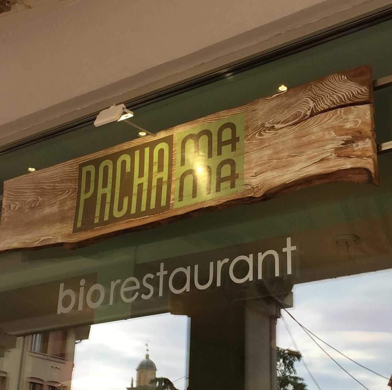 A photo of Pachamama Bio Restaurant