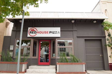 A photo of Red House Pizza