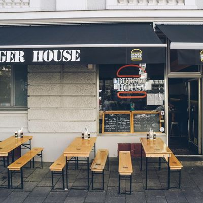 A photo of Burger House, Glockenbach