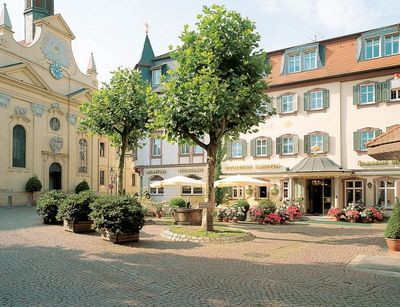 A photo of Romantik-Hotel Goldener Karpfen