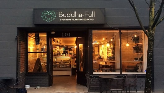 A photo of Buddha-Full, Lower Lonsdale
