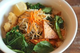 A photo of Chau Veggie Express, East Vancouver