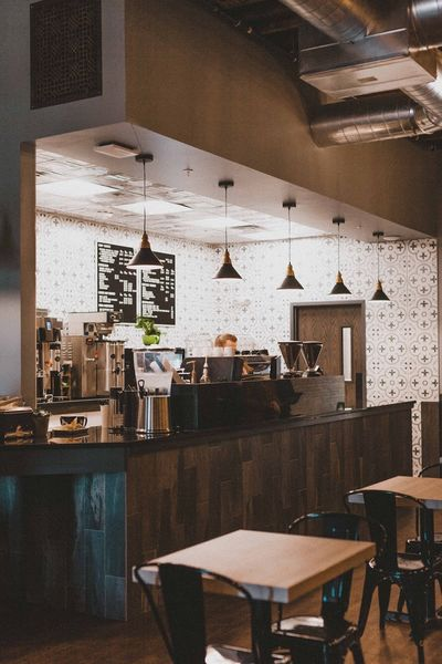 A photo of CRAFT Donuts + Coffee