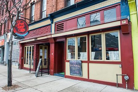 A photo of Free Times Cafe