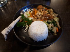 A photo of Aroy Thai Eatery, Cuba Street