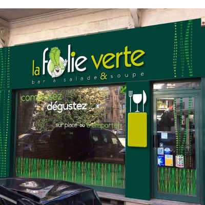 A photo of La Folie Verte