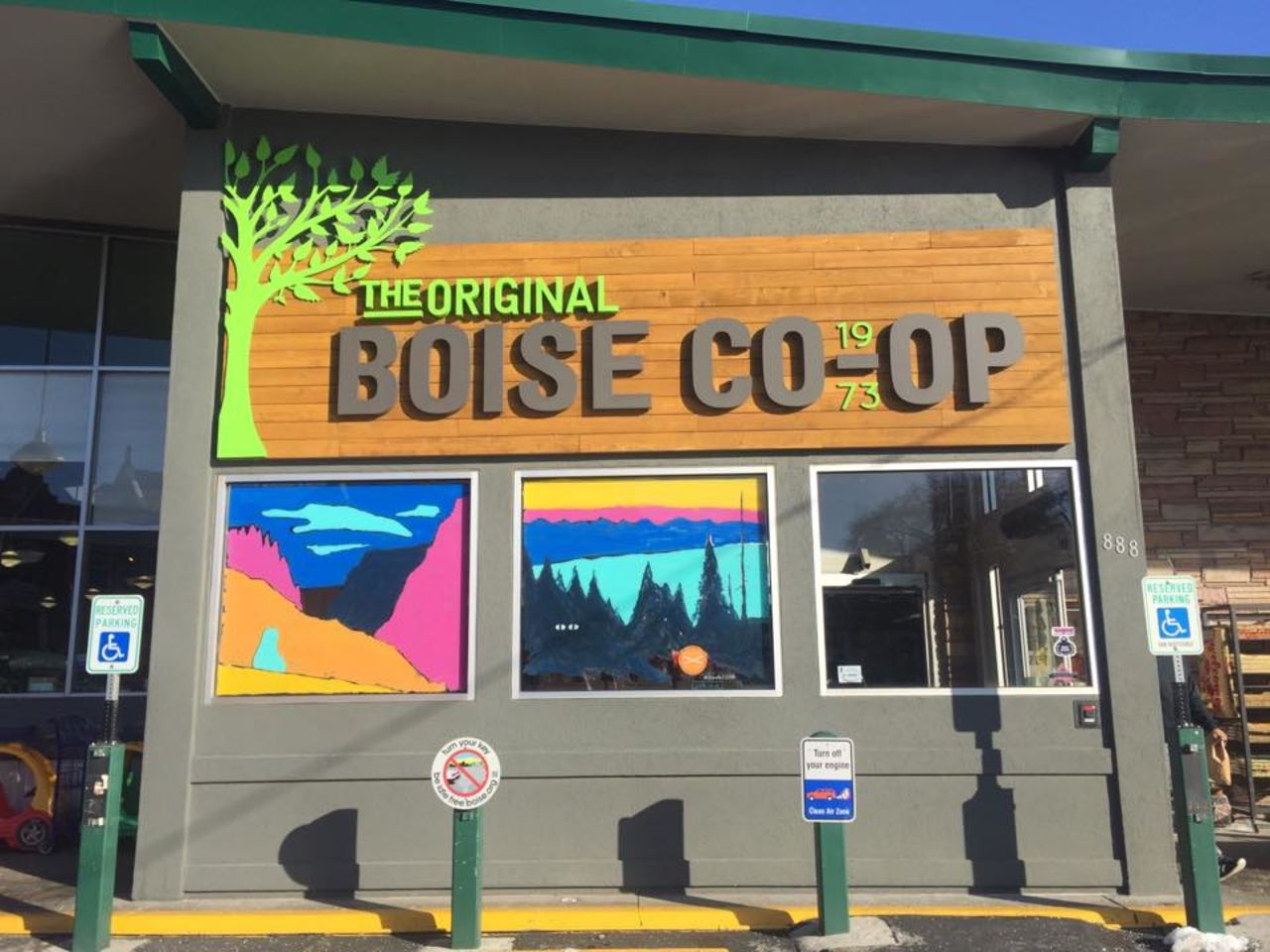A photo of Boise Co-op, Village At Meridian