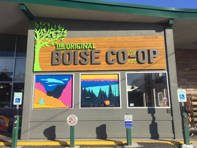 A photo of Boise Co-op, North End