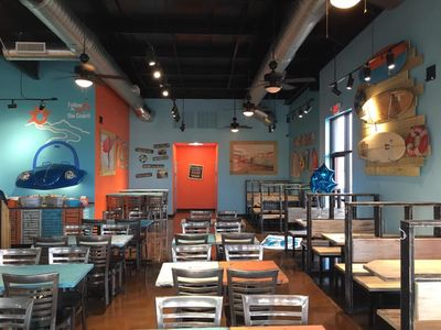 A photo of Blue Coast Burrito, Fortress Boulevard
