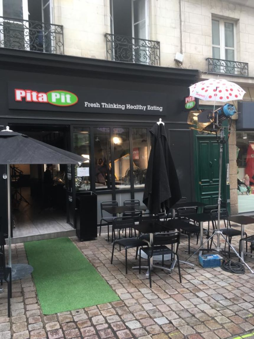 A photo of Pita Pit, Rue de Verdun